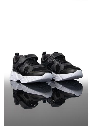 Letoon Ltn019 Çocuk Spor Ayakkabı Siyah